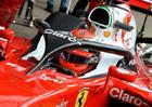 Ferrari testuje ochranu hlavy pilota v F1. Opravdu to mysl� v�n�!