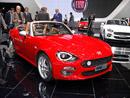 Fiat 124 Spider nelze nemilovat, v Ženevě je miláčkem expozice (+video)