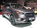 Modernizovaný Ford Kuga: Systém Sync 3 zvyšuje úroveň hlasového ovládání (+video)