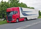 Scania Streamliner R730: Plná palba