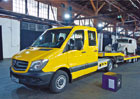 Mercedes-Benz LUV n�stavby: Tak� �e�i