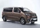 Toyota Proace Verso: Pro pr�ci i rodinu (+video)
