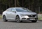Video: Renaultem Talisman do Ženevy. Uveze čtyři dospělé a plný kufr zavazadel?