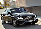 Mercedes-AMG E 43 4Matic: Sportovní sedan má třílitrové biturbo s 295 kW