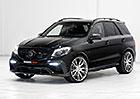 Mercedes-AMG GLE 63 S 4Matic v decentní úpravě Brabus
