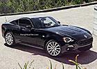 Fiat 124 Spider �ek� na sourozence s pevnou st�echou