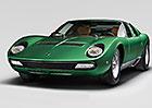 Lamborghini zrenovovalo první Miuru SV. Vypadá jako nová
