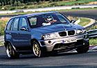 BMW X5 Le Mans: Dvan�ctiv�lcov� SUV p�ijelo do Amelia Islandu