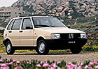 Seri�l: Evropsk� Automobily roku. Fiat Uno (1984): Jedni�ka!