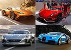Nejsiln�j�� auta dne�ka: Rovn�ch 1000 kon� a v�c jako standard