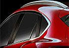 Mazda CX-4: Sériové Koeru na prvním teaseru