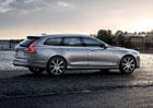 Volvo V90 odhaluje ceny, turbodiesel D4 (140 kW) za 1,36 milionu Kč