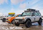 Lada oslaví 50 let náročnou expedicí, XRAY ujede 6.500 km v těžkých podmínkách