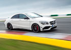 Mercedes-Benz CLA: Designov� zm�ny a roz���en� nab�dka motor�