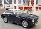 Ferrari Classiche vzk��silo unik�tn� kup� 225 E z roku 1952