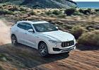 10 tajemství Maserati Levante: Je libo hedvábný interiér nebo tažné zařízení?