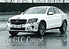 Teaser Mercedesu GLC Coupe: Kde jsou ty dynamické tvary?