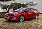 Jízdní dojmy Opel Astra Sport Tourer: Dvojitá trefa