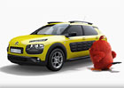 Video: Citro�n C4 Cactus vs. Angry Birds: Airbump je lep�� ne� fitko!