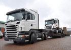 Scania řady R s větší silou od TDI-Tuning