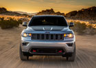 Jeep Grand Cherokee Trailhawk: Nov� informace a fotky