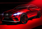 Mercedes-Benz GLC Coup� na dal�� upout�vce, tentokr�t jako AMG