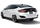 Honda předala vodíkové Clarity prvnímu zákazníkovi