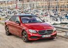 J�zdn� dojmy Mercedes-Benz E: Hv�zdn� asistent