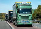 Scania v European Truck Platooning Challenge 2016