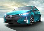 Toyota Prius Prime: Plug-in hybrid s udávanou spotřebou 1,4 l/100 km