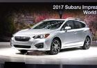 Nov� Subaru Impreza se p�edstavuje jako hatchback, m� nov� dvoulitr