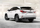 Lexus RX: Třetí řada sedadel přibude za dva roky