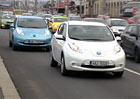 Video: Test dvou Nissan� Leaf. Dojede nov�j�� d�l?