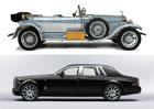110 let Rolls-Royce: Nejv�znamn�j�� modely aristokratick� zna�ky