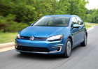 Volkswagen e-Golf musí v USA do servisu. Může mu zkolabovat baterie.