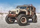 Jeep Wrangler Unlimited pro v�lety do skute�n�ho ter�nu