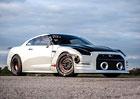 Alpha G R35 GT-R. Děsivý Nissan s výkonem 2500 koní! (+video)