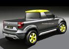 Škoda Yeti Xtreme jako pick-up? Ve světě grafiků je možné všechno.