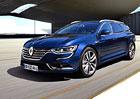Renault Talisman Grandtour má české ceny, je o 30.000 Kč dražší než sedan