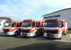 Volvo Trucks pro HZS hlavn�ho m�sta Prahy