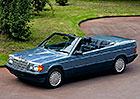 Stánek Mercedesu na výstavě Techno Classica je ve znamení kabrioletů a roadsterů