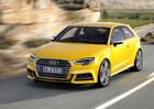 Modernizované Audi A3 umí jezdit samo. Základem je tříválec TFSI za 630.000 Kč