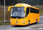 RegioJet nasazuje nový Irizar i8 na podvozku Scania