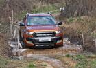 Modernizovan� Ford Ranger dorazil do �eska. Vyzkou�eli jsme jej v ter�nu (+video)