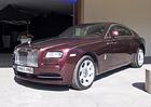 Rolls-Royce otev�el v Praze ofici�ln� zastoupen�