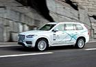 Volvo vypust� 100 autonomn�ch voz� na ��nsk� silnice