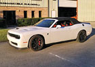 Dodge Challenger SRT Hellcat Convertible: Jedin� sv�ho druhu (+video)