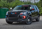 Ford Police Interceptor Utility dostal nová výstražná světla