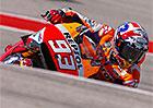 Motocyklová VC Ameriky 2016: Márquez zůstává v Austinu neporažen