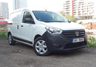 Dacia Dokker Van 1.5 DCI/66 kW: T�i plus t�i